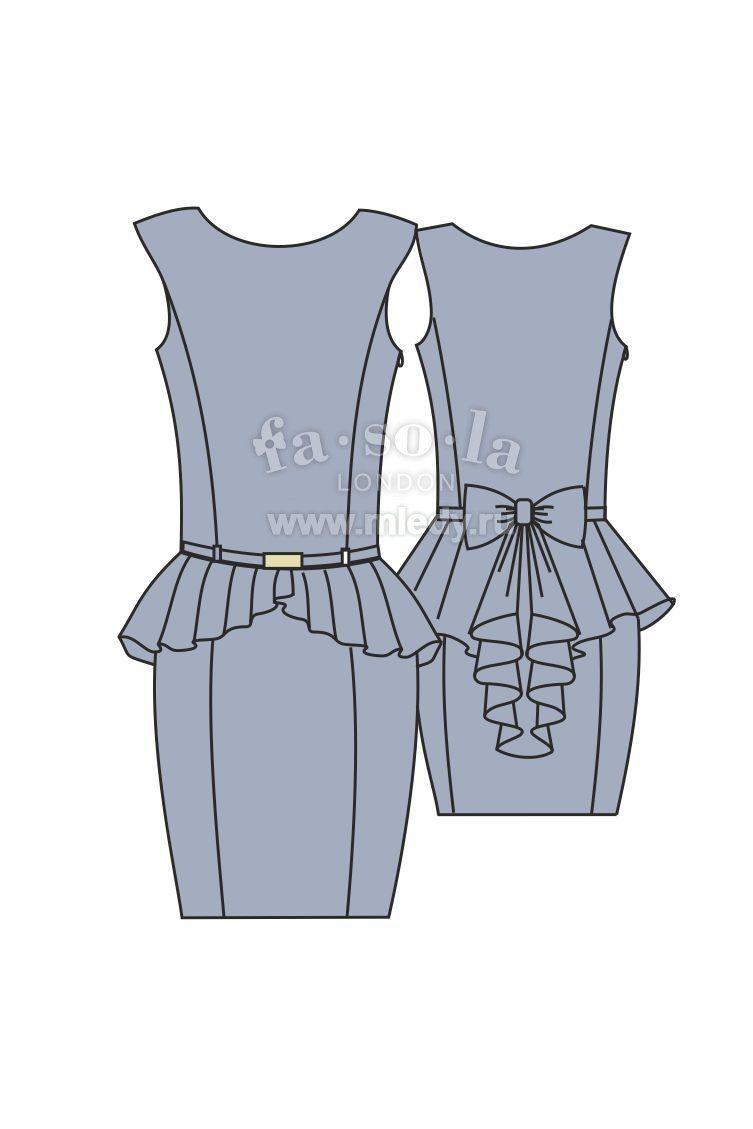 картинка Сарафан от магазина Одежда+ | Школьная одежда для ...
