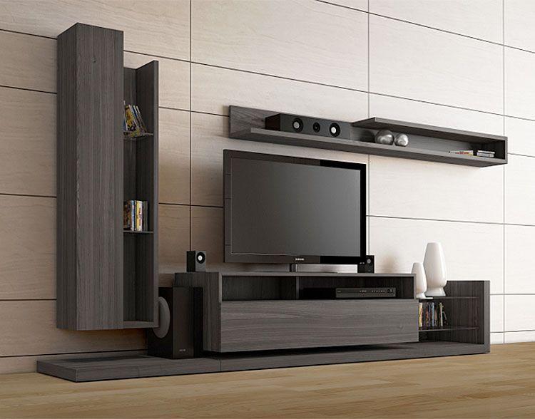 Createch Wall System Sarasota Modern Contemporary Furniture Tv Cabinet Design Modern Tv Wall Design Wall Tv Unit Design #wall #unit #design #for #living #room