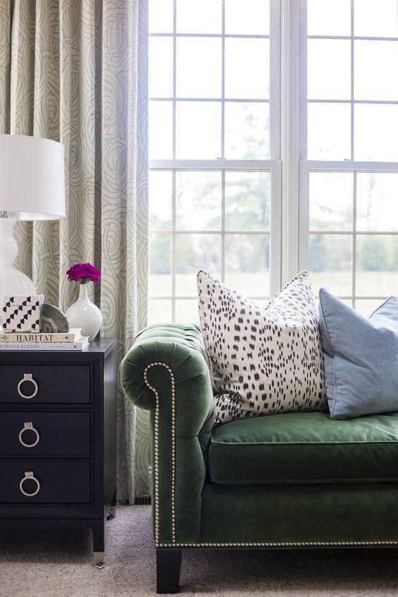 Brunschwig Fils Les Touches Pillow Alisha Gwen Interior Design