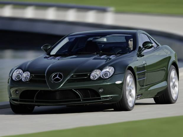 Mercedes-Benz SLR MC Roadster