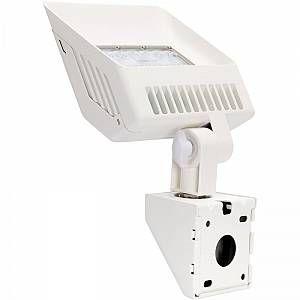 Projecteur LED CREE pour Enseignes 30W Bras Mural Blanc LEDKIA Luminaire  Eclairage d'extérieur  Projecteur d'extérieur  Fixation pour projecteur LEDKIA, Le projecteur LED CREE LED spécial enseigne de 30W Bras Mural est un projecteur extérieur spécialement conçu pour l'éclairage d'enseigne, panneaux publicitaires et vitrines . C'est la première option à