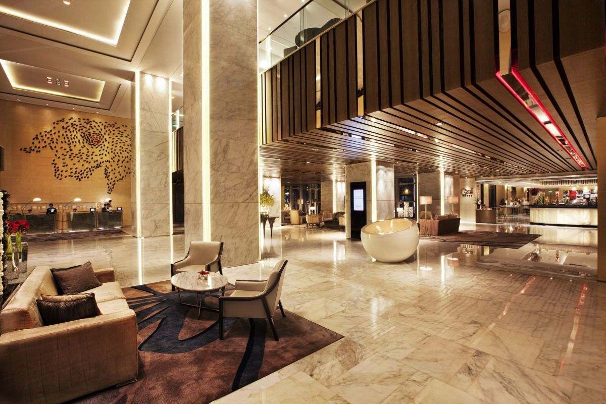 Swisstouches hotel in xi an china by hirsch bedner associates for Design hotel xian
