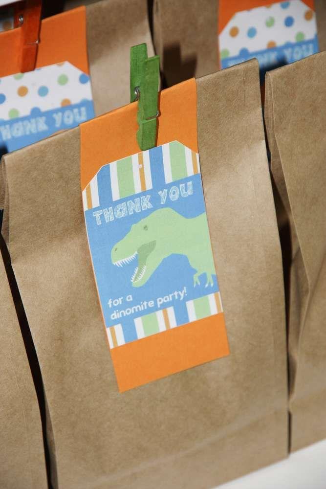 Dinosaur Birthday Party Ideas   Photo 20 of 42   Catch My Party