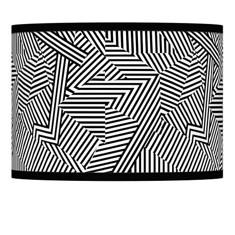 Labyrinth giclee lamp shade 135x135x10 spider products labyrinth giclee lamp shade 135x135x10 spider mozeypictures Gallery