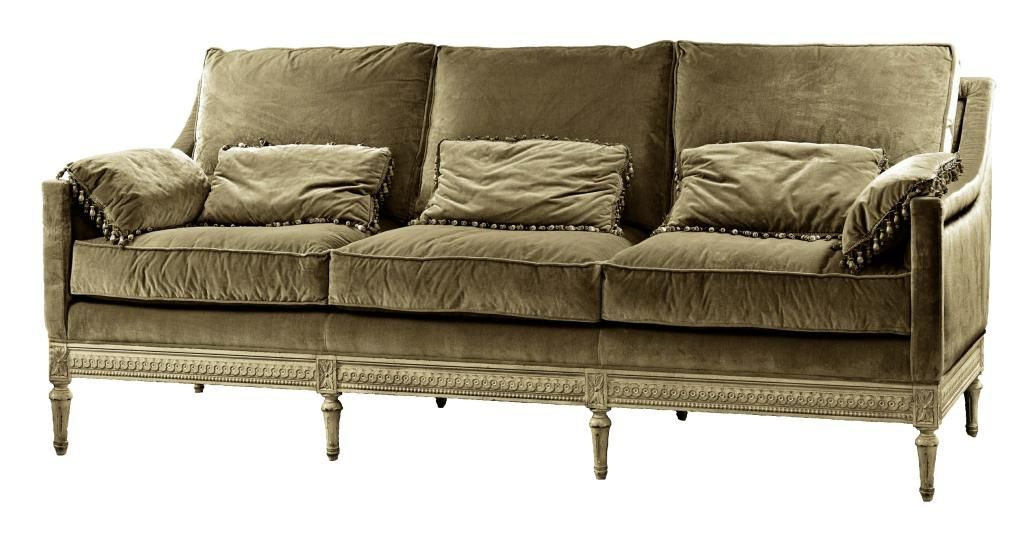 Love This Sofa By Gustavian