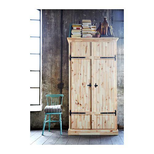 FJELL Wardrobe with 2 doors - IKEA http://www.ikea.com/us/en/catalog ...