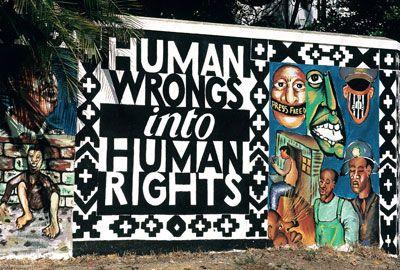 Turning Human Wrongs Into Human Rights Human Rights Human Environmental Art