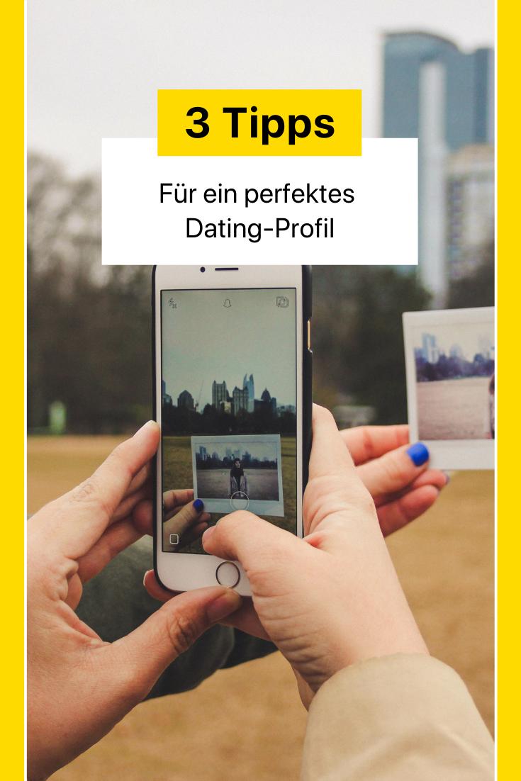 Profiltext online dating