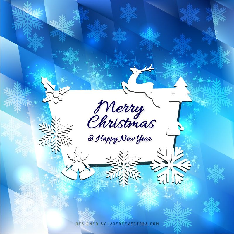 Merry Christmas And Happy New Year Greeting Card Template New Year Greeting Cards Happy New Year Cards Merry Christmas And Happy New Year