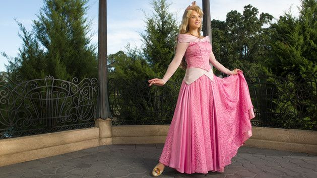 Princess Aurora at Walt Disney World