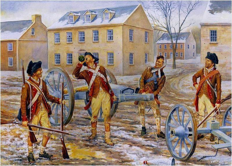 Pin en American revolution