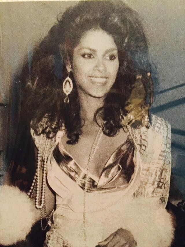 This brilliant vanity denise matthews prince opinion