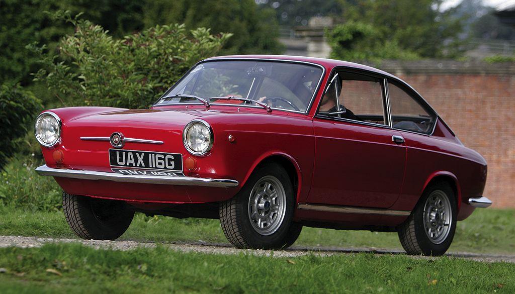 1965 Fiat 850 Coupe Con Imagenes Fiat 850 Coches Clasicos Autos