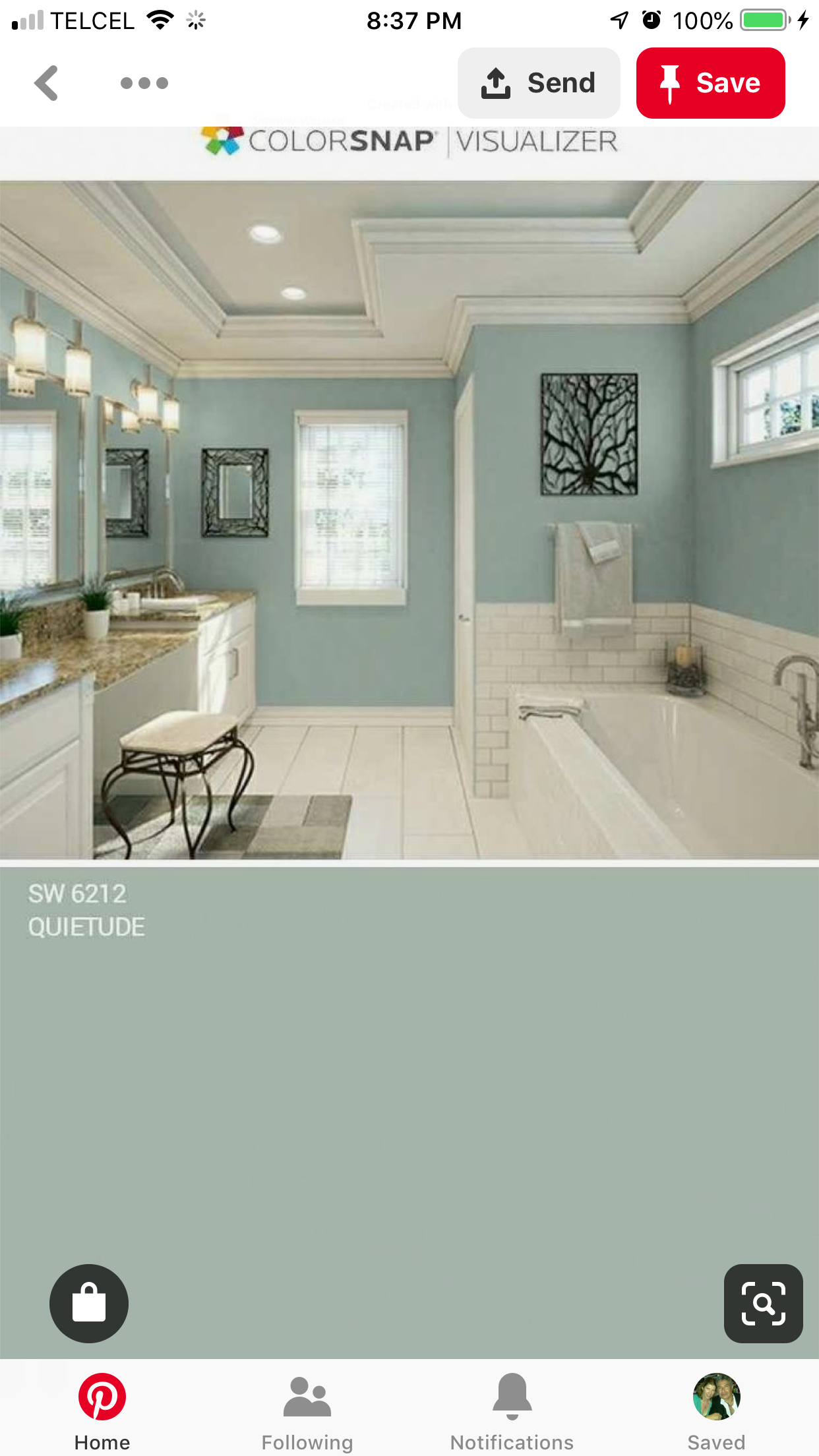 Love This Color Paint Colors For Home Bathroom Colors Painting Bathroom