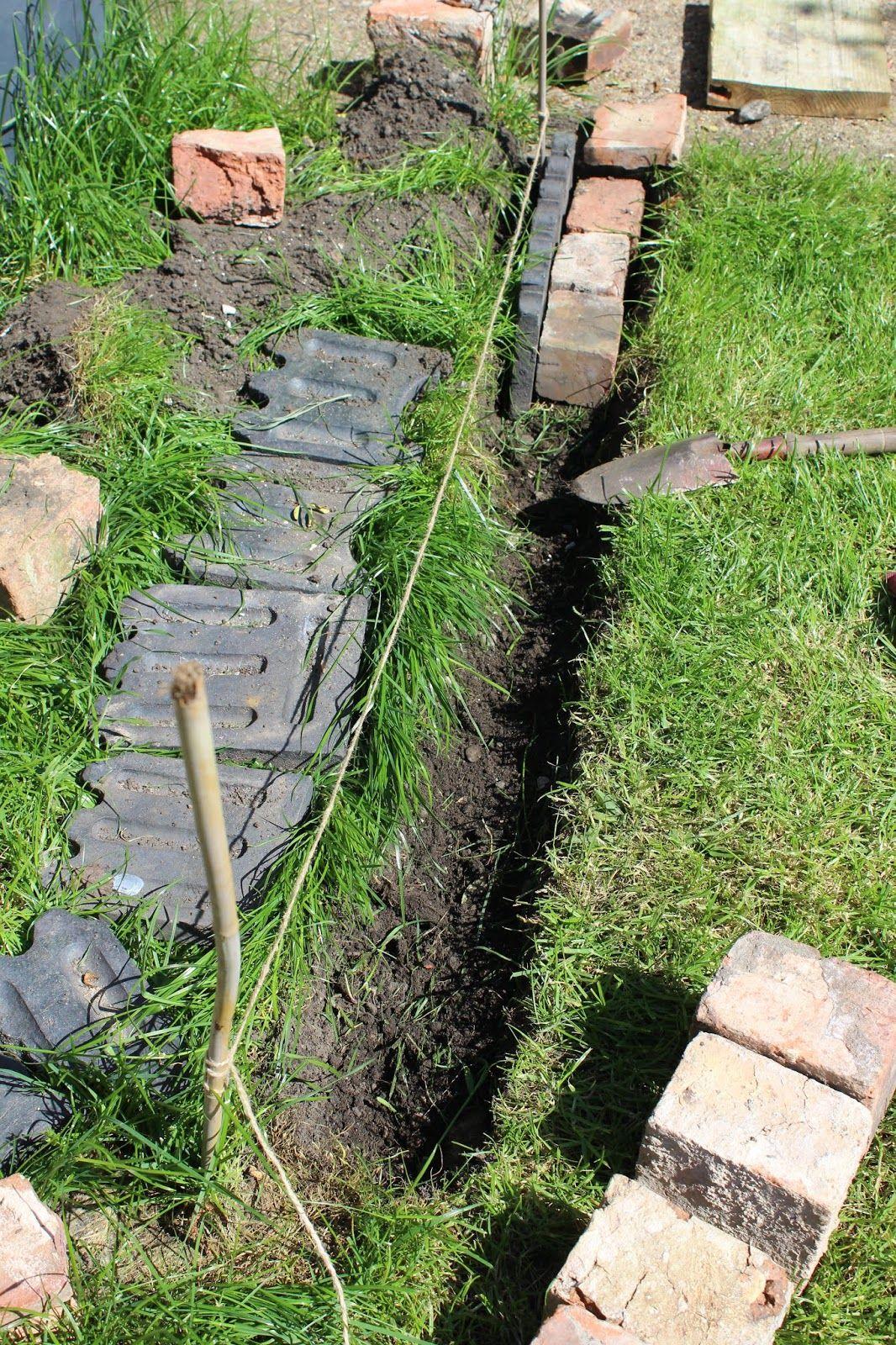 Laying Gravel In the Garden | Gravel patio diy, Backyard ...