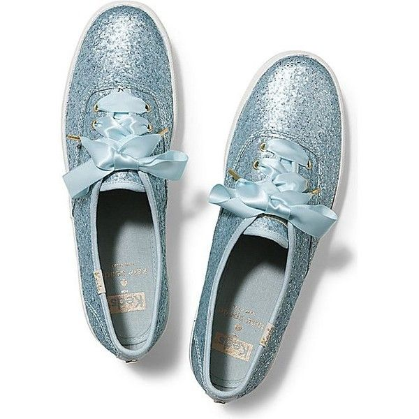 e778d43b449db KEDS X kate spade new york CHAMPION GLITTER (1.052.200 IDR) ❤ liked on  Polyvore featuring shoes