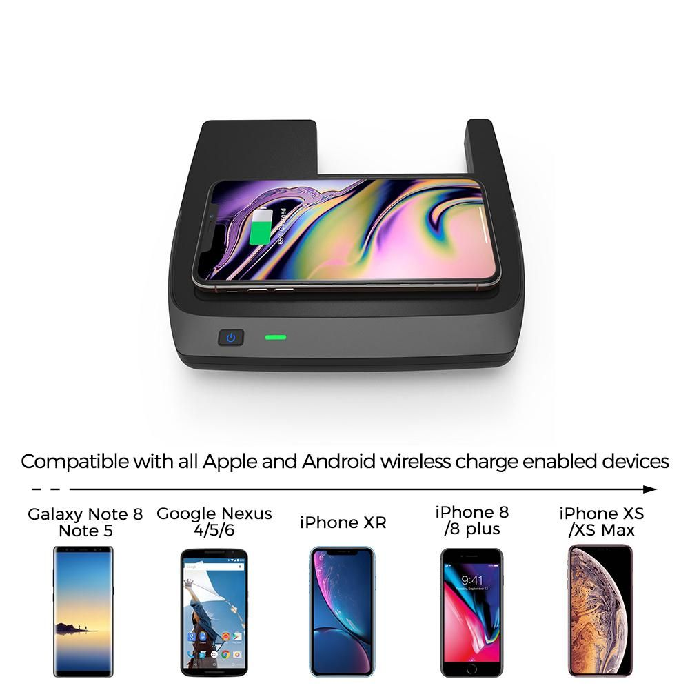 Civic Wireless Charger Phone Charging Pad Honda Accessories 2016 2019 And 2020 In 2020 Honda Fit Accessories Honda Accessories Wireless Charger