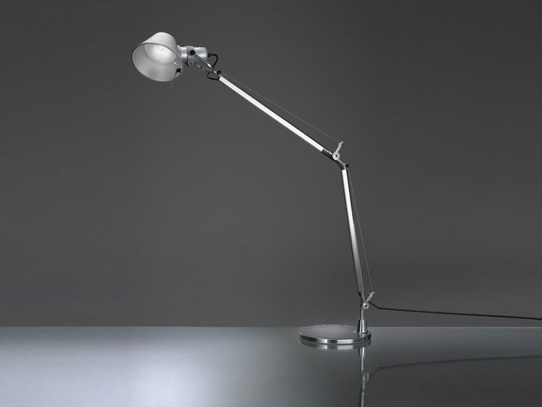 With Swing Arm Table Lamp Tolomeo Tolomeo Collection By Artemide Design Michele De Lucchi Giancarlo Fassina Table Lamp Desk Lamp Reading Lamp Floor
