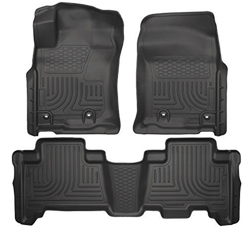 Husky Liners Front 2nd Seat Floor Liners Fits 416 Gx460 1316 4runner Learn More By Visiting The Image Link Affili Husky Liners 4runner 4runner Accessories