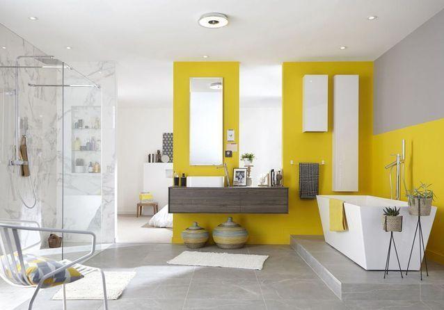 Salle de bains  15 sols qui font la différence Home Sweet Home