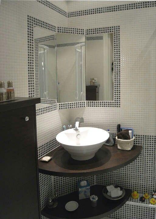 Vasque d\'angle   Salle de bains antibes   Salle de bain ...