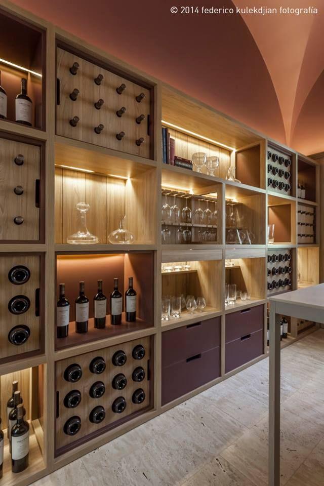 muebles porta vinos - Buscar con Google | Ideas para el hogar ...
