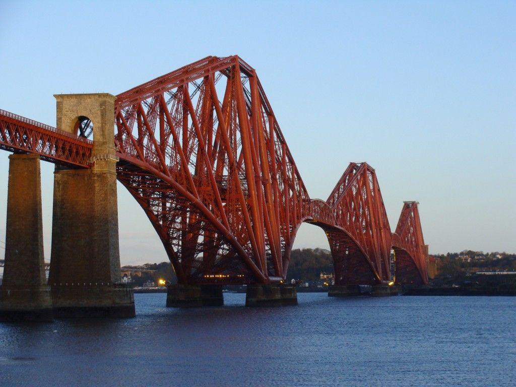 Обои alba, scotland, Шотландия, эдинбург, форт-бридж, forth bridge, edinburgh. Города foto 13