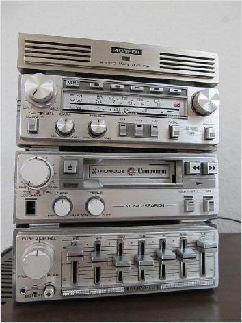 pioneer vintage hifi klassiker classic audio machine. Black Bedroom Furniture Sets. Home Design Ideas