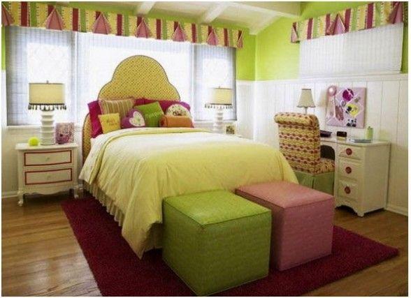 Funky Bedroom Ideas For Teenage Girls 3 Best Inspiration Ideas