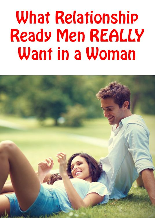 What men really want in a woman tips