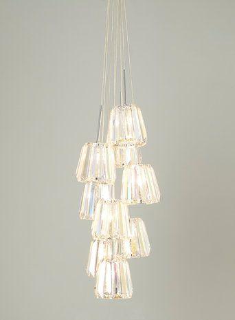 Aurora 9 light cluster nhs ?54 Home sweet home Pinterest Bhs