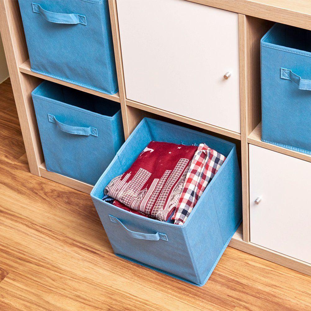 Spielzeugkiste Fur Das Kinderzimmer Ordnungssystem Kiste Passend Fur Ikea Regale Aufbewahrungsbox Ezoware 6e Ikea Faltbox Aufbewahrungsbox Kinder Zimmer
