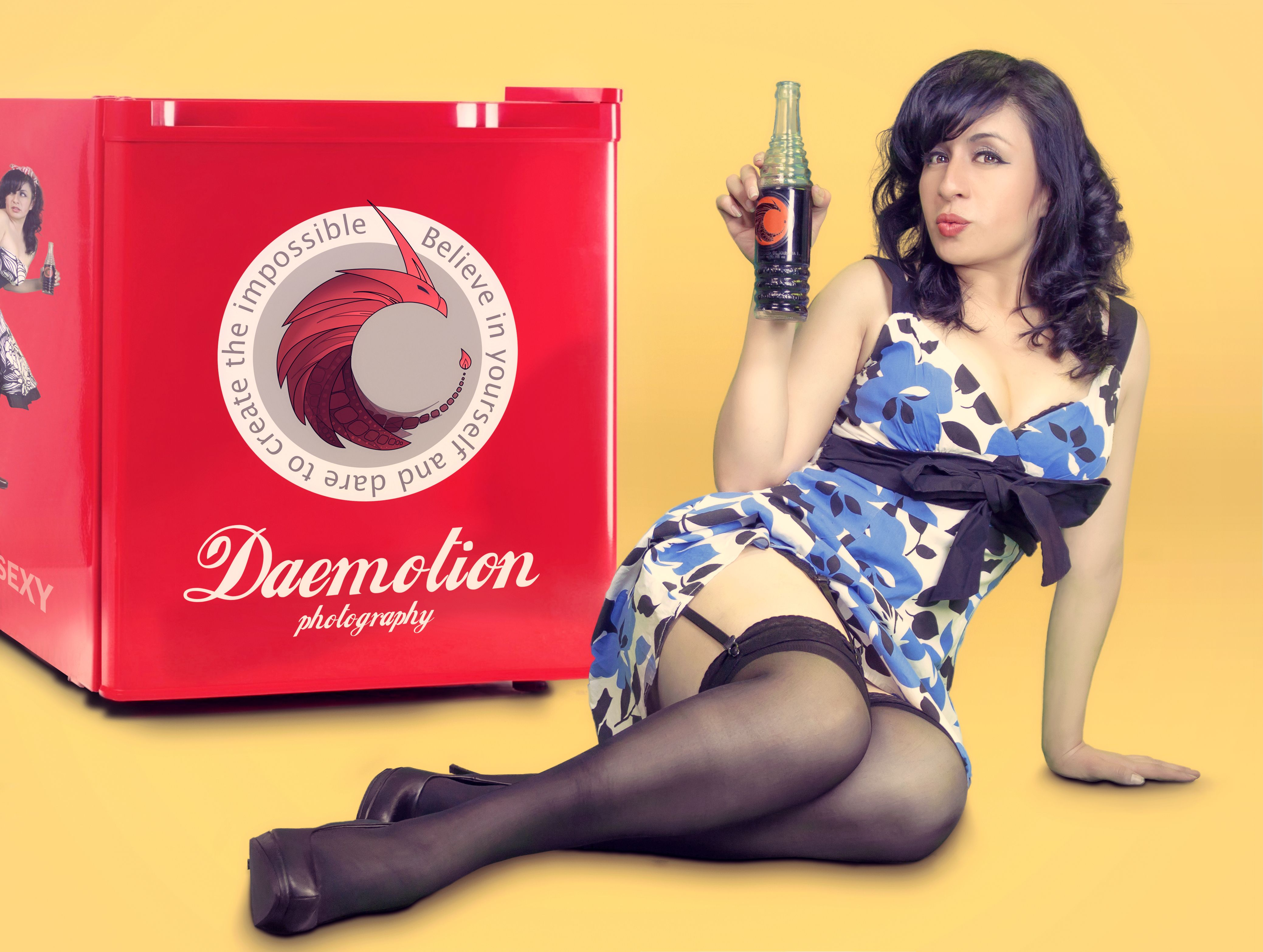 Producer: Daemotion photography Photographer: Dorian Dae Art Designer: Sol Hurt Model: Janett Aguiñaga Staff: Juli Mata 2013