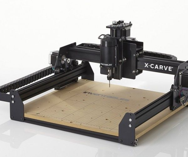 X-Carve 3D Carving Machine: Cut All the Things