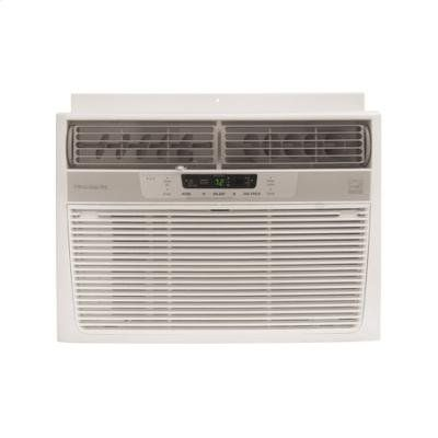Frigidaire Fra126ct1 12 000 Btu Window Air Conditioner W Temp Remote Window Air Conditioner Best Window Air Conditioner Compact Air Conditioner