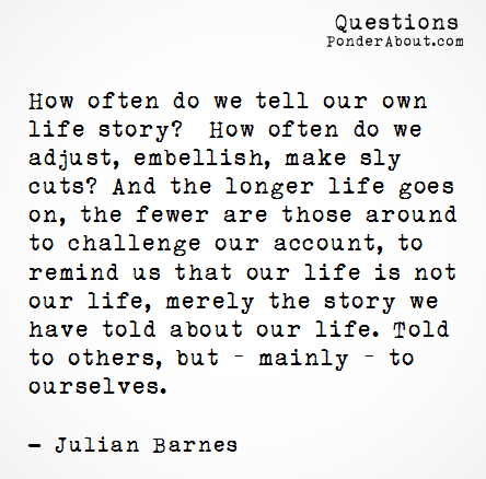 The Sense Of An Ending Julian Barnes The World Through My Eyes
