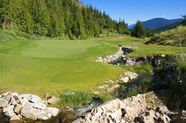 Salmon Arm Golf at its Finest - Canoe Creek Inspirational Challenges