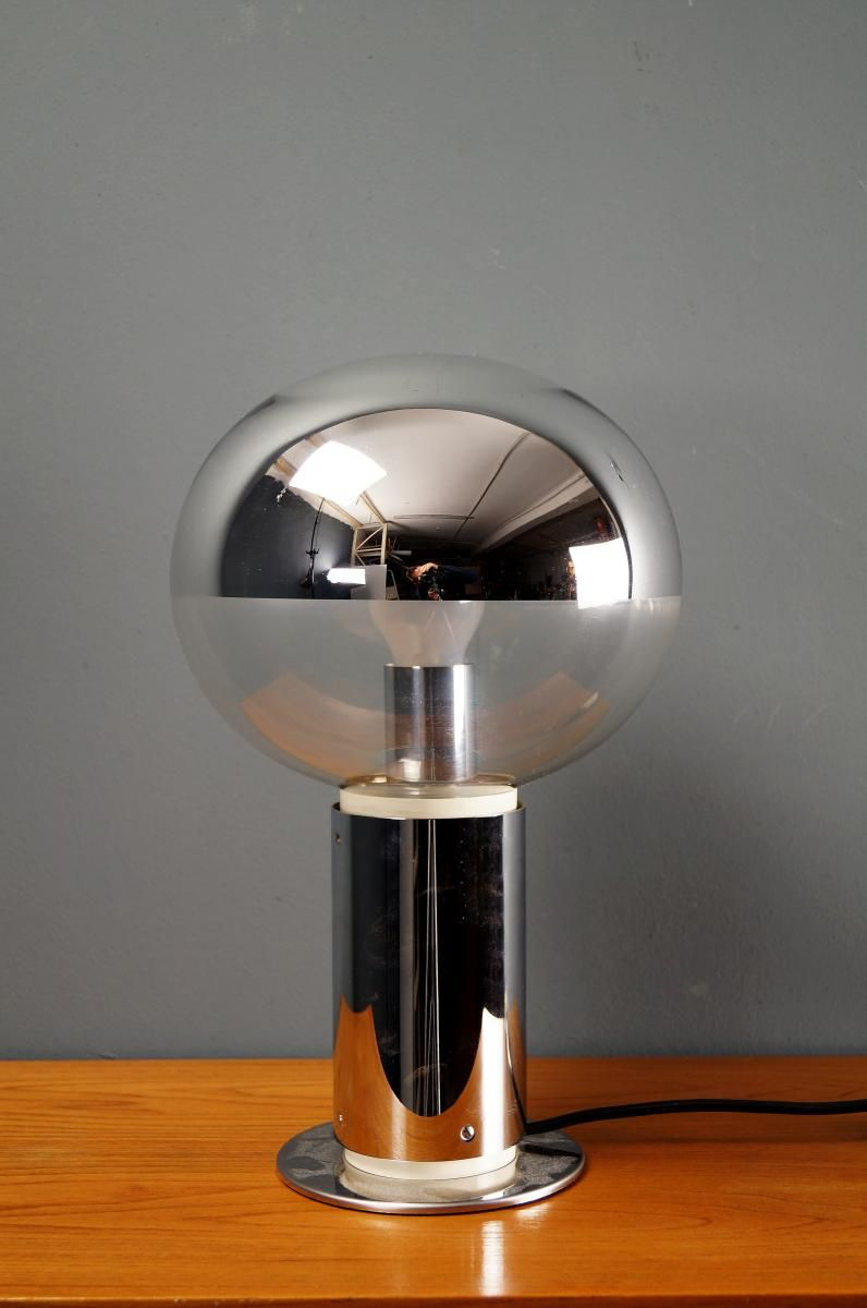 Space Age Table Lamp By Motoko Ishii For Staff 1 Lamp Table Lamp Table Lamps For Sale