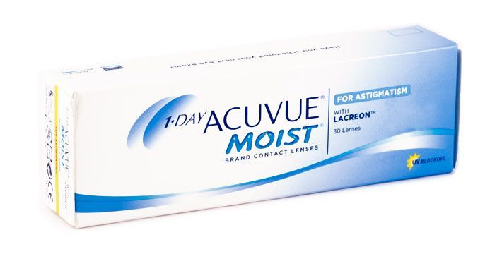 Johnson   Johnson 1 Day Acuvue Moist para Astigmatismo 30-pack ... d618415382