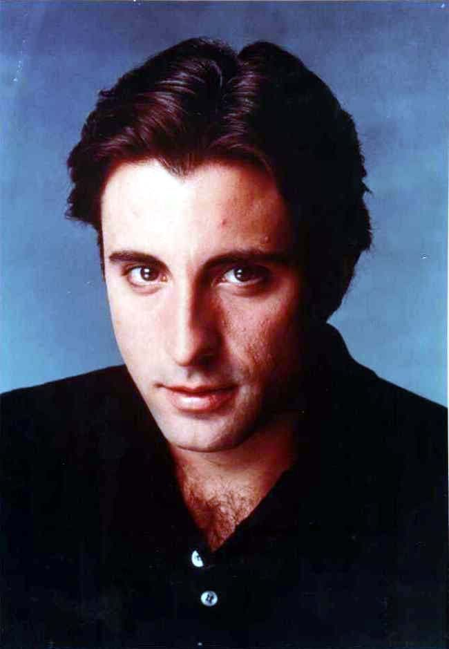 Andy Garcia So Young And Earnest Here Love The Chest Hair Ping Out
