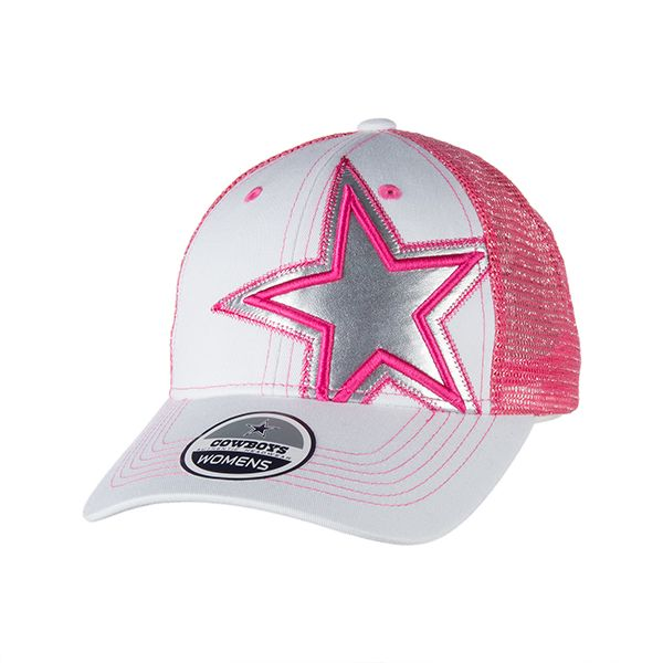 76761057b1629e Dallas Cowboys Women's Snyder Cap | Dallas Cowboys Clothing | Dallas Cowboys  Store - Dallas Cowboys Pro Shop