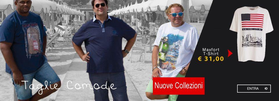 Oliviero Misano Adriatico Abbigliamento Taglie Forti