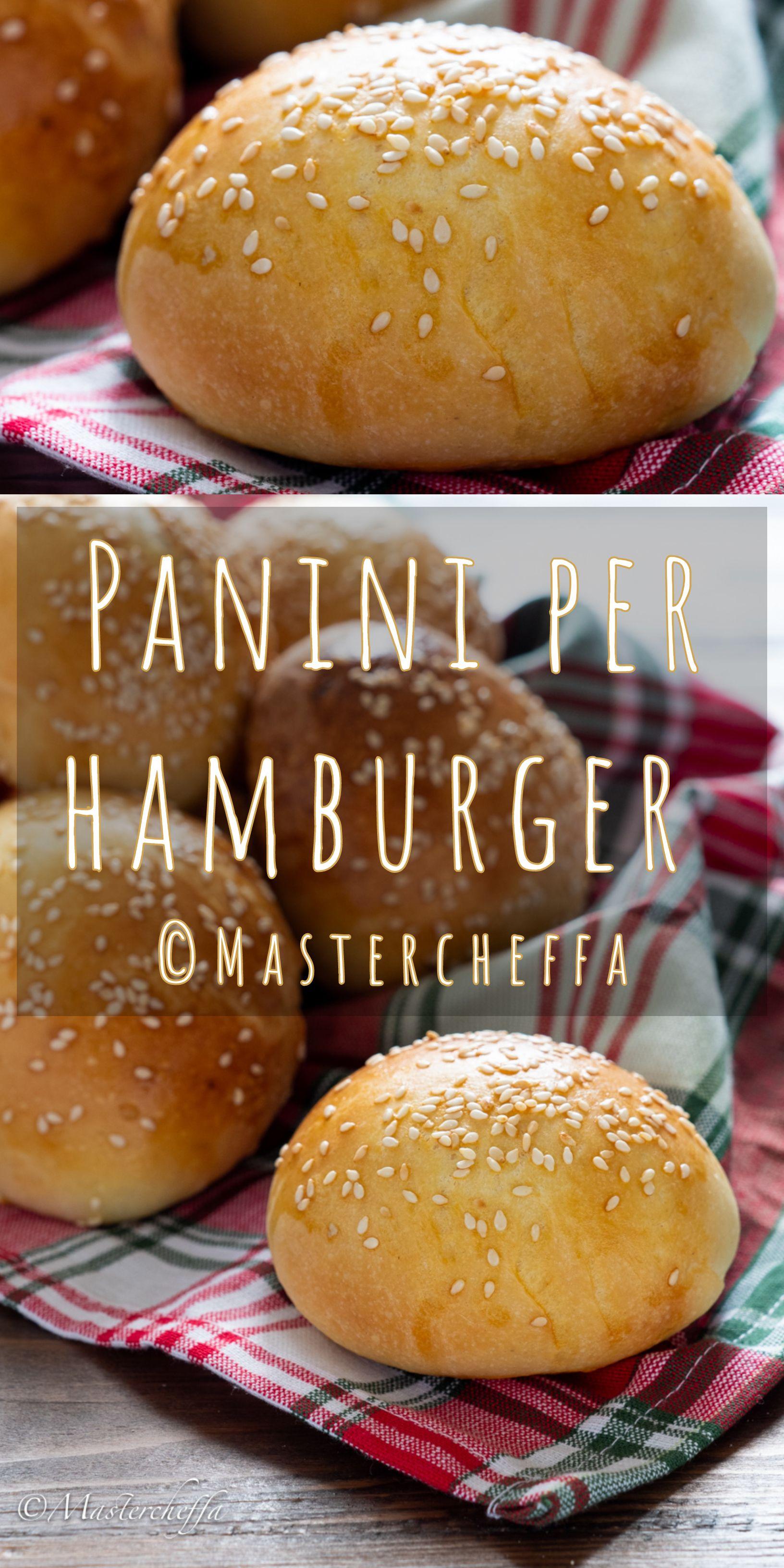 0654e964f72531089bb8c6a1f40e5f6c - Panini Hamburger Ricette