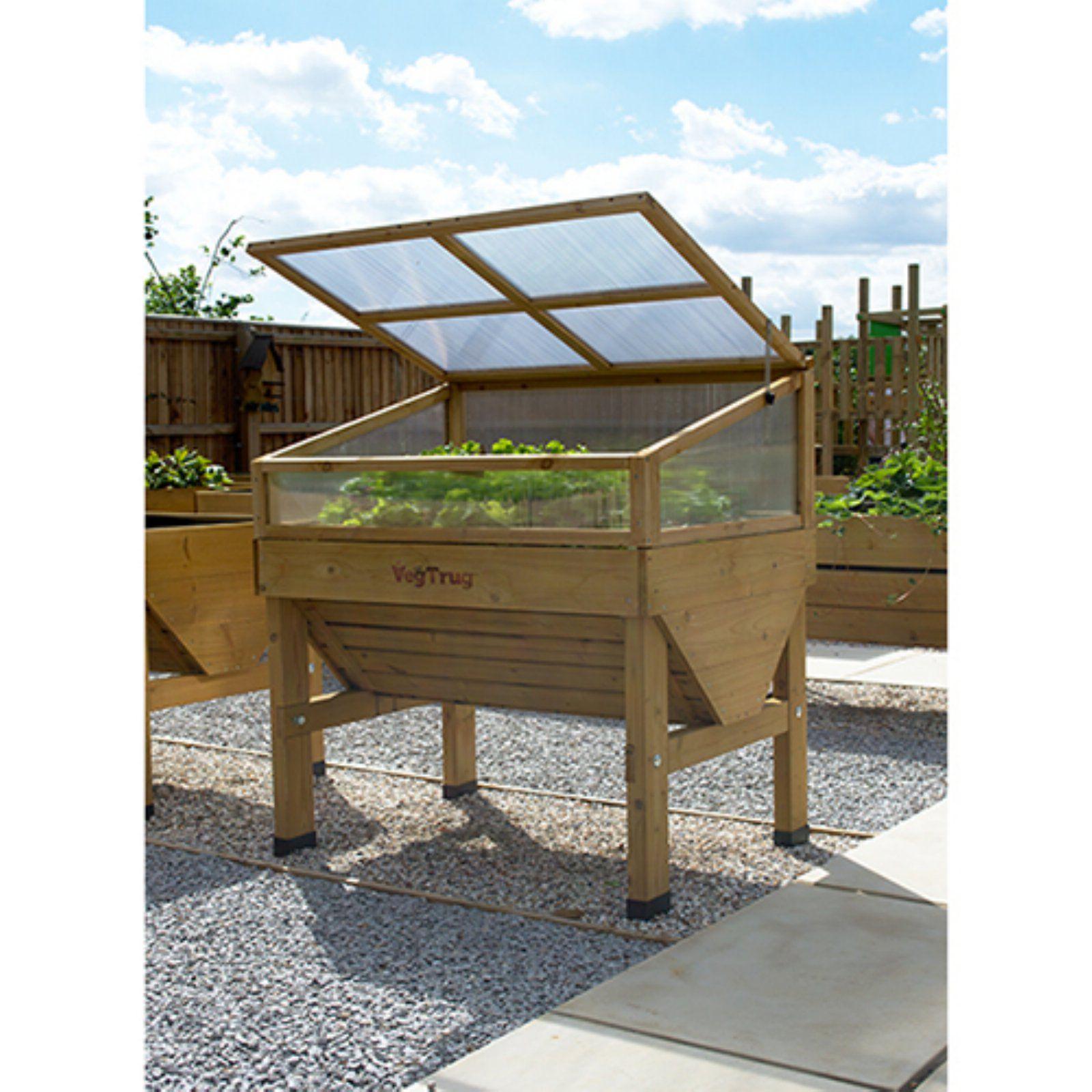 VegTrug Cold Frame Elevated Planter Bed in