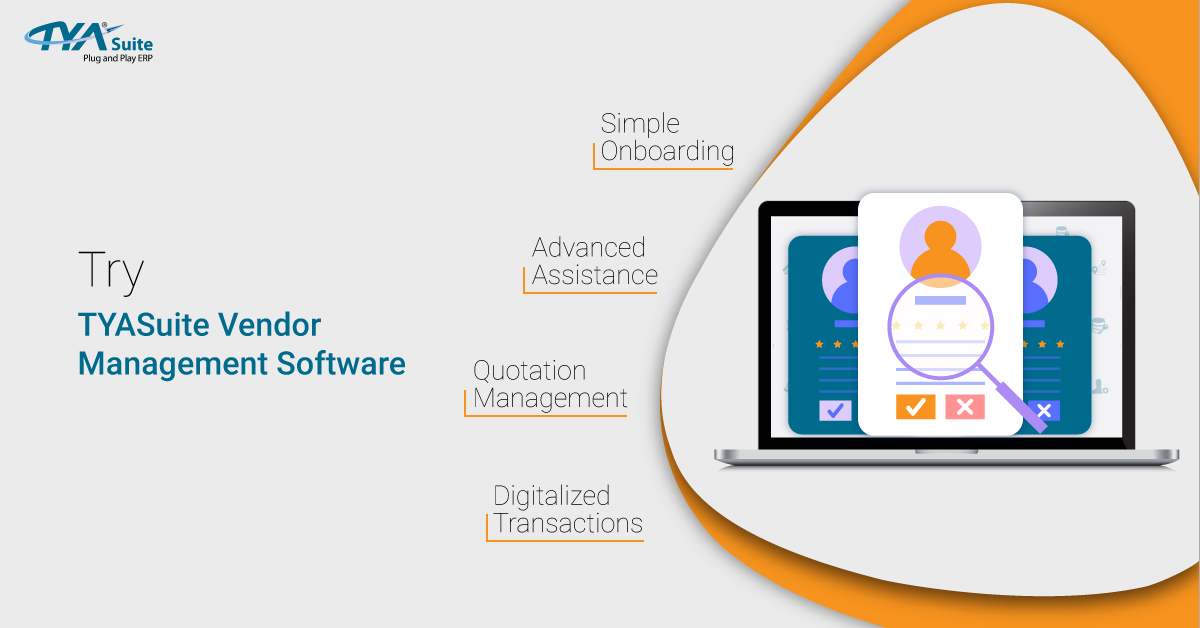 Tyasuite Vendor Management Software Management Onboarding Process Onboarding