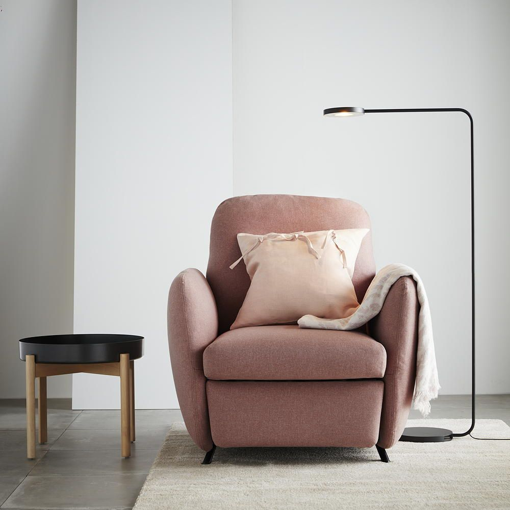 This Pink Ikea Recliner Chair Has Been