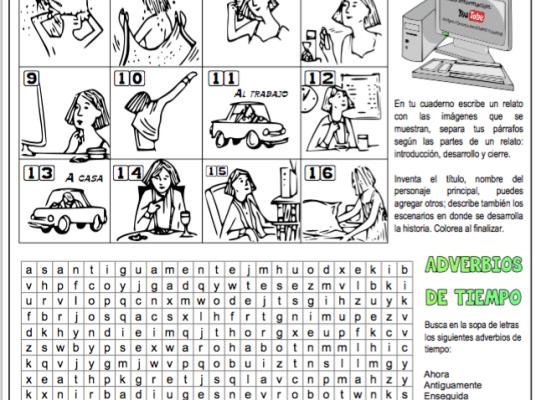 Muchas Actividades Para Practicar Espanol Actiludis Educacion Infantil Actividades