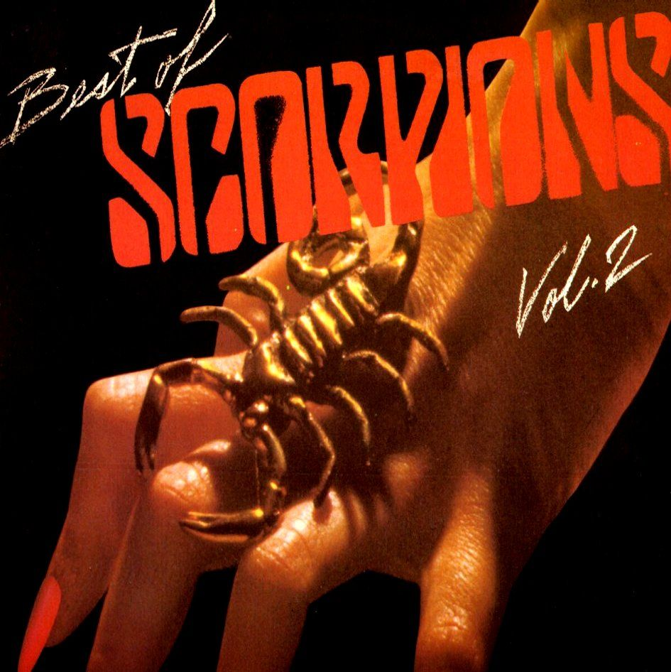 Scorpions - Best of (Vol. 2) - 1984