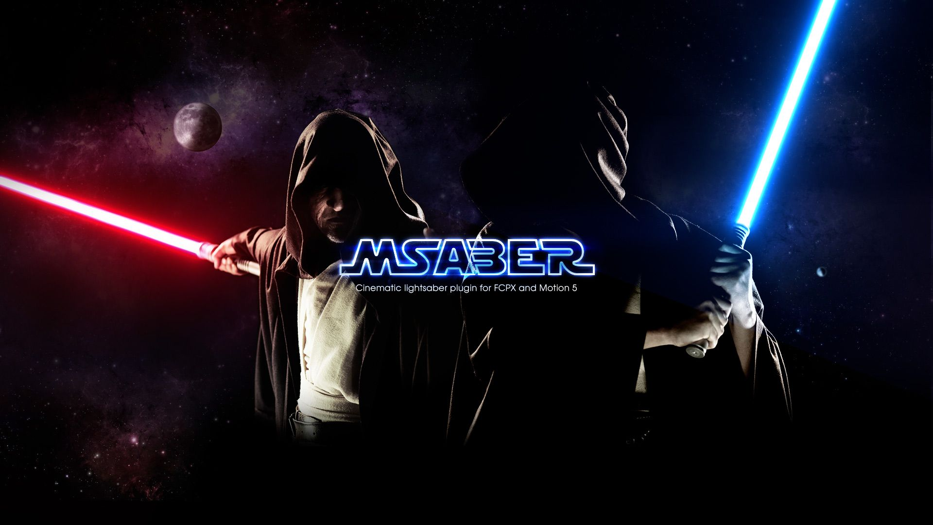 INTRODUCING mSaber lightsaber plugin for FCPX &