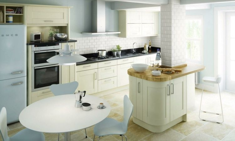 Pourquoi choisir une cuisine avec plan de travail bois Kitchens